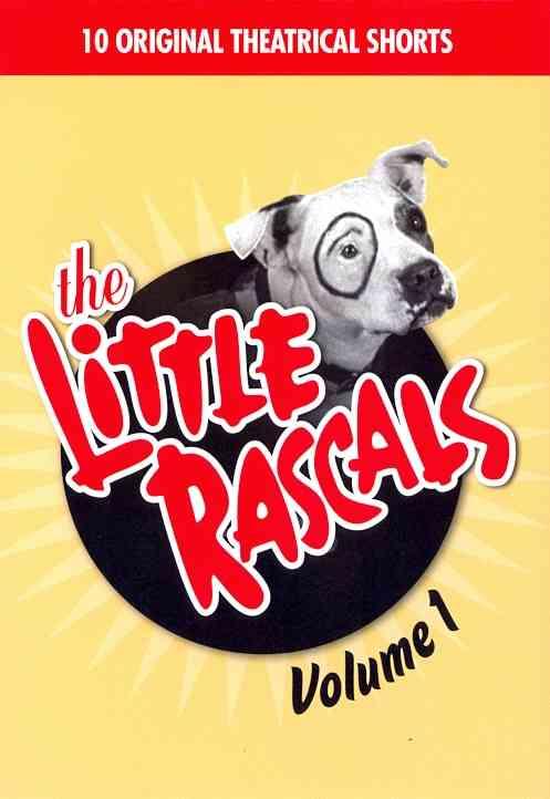 LITTLE RASCALS VOL 1 BY LITTLE RASCALS (DVD)
