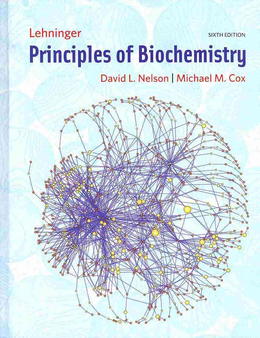 Principles of Biochemistry + Study Guide + Solutions Manual By Nelson, David L.